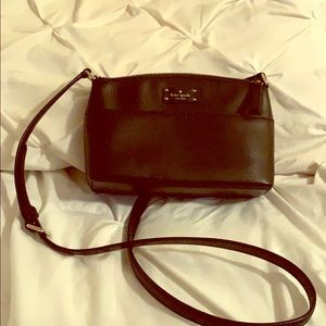 Black Kate Spade Crossbody bag